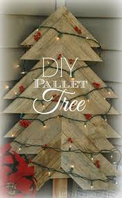 pallet christmas tree large rustic pallet christmas tree house of four creating