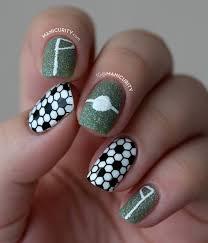 becausefutbol simple soccer nail art manicurity bloglovin u0027
