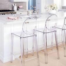 clear chair ebay
