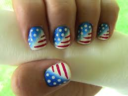 4th of july nail art more com
