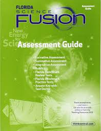 holt mcdougal science fusion florida assessment guide grade 8