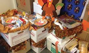 thanksgiving in a box solutions for change