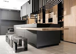 cuisine noir mat cuisine noir mat et bois deco cuisine noir decoration cuisine