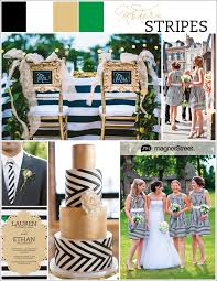 black and white striped wedding invitations striped wedding ideas for a bold modern wedding truly engaging