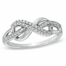 infinity wedding rings infinity rings rings zales