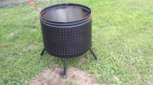 Washing Machine Firepit Washing Machine Pit