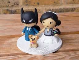 batman wedding cake toppers marvelous batman wedding cake topper between the pages