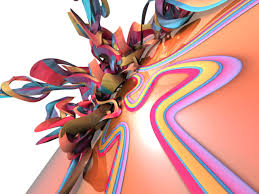 colorful 3d abstract design images colorful background wallpapers