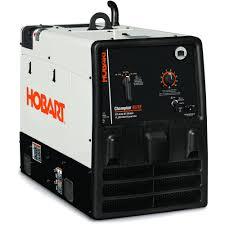 free shipping hobart champion elite welder generator with kohler