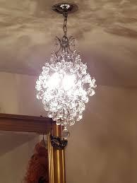 home depot chandelier light bulbs warehouse of tiffany ellaisse 3 light chrome crystal chandelier