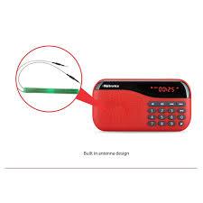 buy portronics speaker with fm radio u0026 microsd card support por142