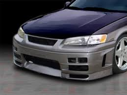 1999 toyota camry front bumper evo4 style front bumper cover for 1997 1999 toyota camry