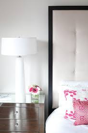 Pink Table Lamps Pink Table Lamp Bases Living Room Tropical With Side Table Fabric