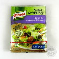 Salat Sauce Salad Dressing Listing Tgsdu The German Shop Down Under