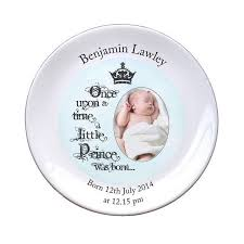 personalized baby birth plates personalised new baby gift ideas