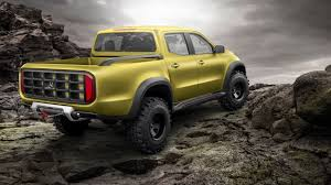 nissan frontier stance benzboost mercedes re skins a nissan frontier to create the x
