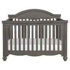 Charleston Convertible Crib Graco Charleston Convertible Crib Pebble Gray Babbbbby