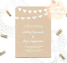 create your own invitations create your own wedding invitations free karabas me