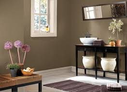 photos of the best paint colors for a small bathroom with colors