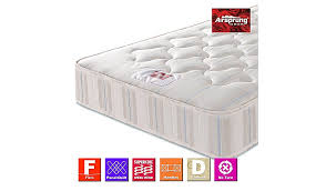 airsprung ortho mattress double mattresses george at asda