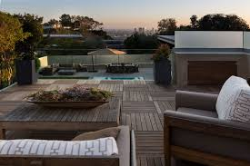 rooftop garden irrigation design details photograph green roof