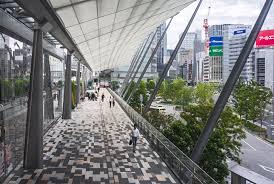 tokyo station yaesu redevelopment jahn archdaily
