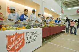 thanksgiving dinner volunteer opportunities thanksgiving salvation army of greater new york