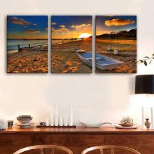 online get cheap oil painting beach aliexpress com alibaba group
