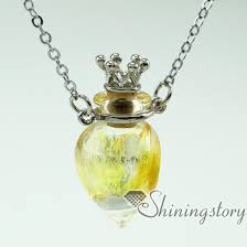 pet ashes necklace wholesale small urn necklace necklace urns dog memorial jewelry
