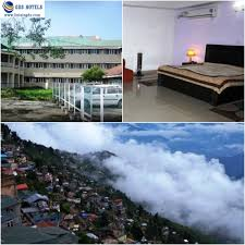 dhauladhar hotel dharamshala has simple and sober ambience it