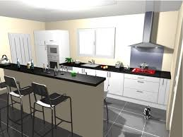 cuisine blanche et noir stunning maison moderne noir et blanc contemporary awesome