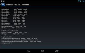 android adb remote adb shell android apps on play