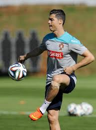 knee brace for soccer players cristiano ronaldo wears knee brace in portugal practice ny daily