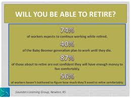 How Much Money To Live Comfortably Why You Should Be Worried About Retirement