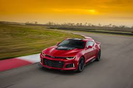 first batch of 2017 chevrolet camaro zl1 cars will be manual