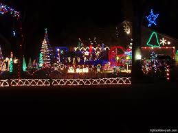 christmas light park near me the lights of lake park estates about