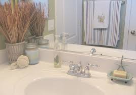 Beachy Bathroom Ideas Enchanting Beachy Bathroom Decor 5 House Bathroom Decorating