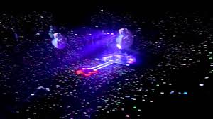 coldplay live 4th december manchester men arena paradise youtube