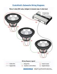 top 10 subwoofer wiring diagram free download 3 dvc 4 ohm 2 ch
