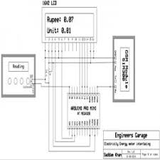 wireless electricity meter reading using arduino and gsm
