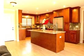 Light Kitchen Cabinets Light Wood Kitchen Island Cherry Kitchen Cabinets With Wood