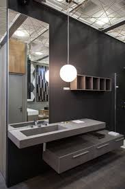 bathroom men bathroom men bathroom with grey decor and glass wall mirror near