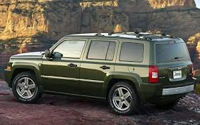 2009 jeep patriot information and photos zombiedrive