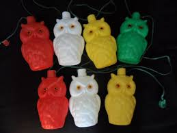 Vintage Owl Lights by Treasures In Thrifting Land Top 5 Finds Of 2012