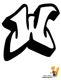 big boss graffiti alphabet free learning letters graffiti