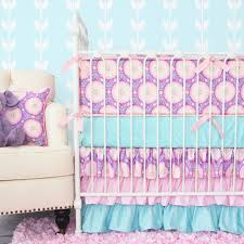 Purple And Teal Bedding Wow Factor For Purple Crib Bedding Sets Home Inspirations Design