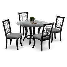 value city furniture dining room tables pandora 5 pc dinette value city furniture elegant dining room sets