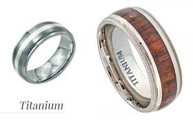 wedding band material alternative metal wedding bands with tungstenworld ruffled