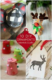 great ideas 10 diy ornaments