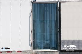 Curtain Side Material Side Door Strip Curtain Randall Temp Control